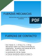 FUERZAS MECANICAS