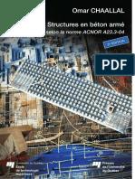 Structures en béton armé  Calcul selon la norme ACNOR A23.3-04.pdf