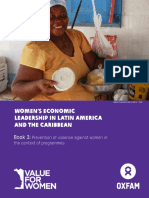 Women's Economic Leadership in LAC Book 3