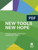 New Tools New Hope