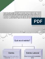 #4 Lilian Pinos, Estres Laboral-Sector Electrico