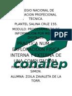 Colegio Nacional de Educacion Profecional Tecnica