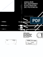 Analisis de Sistemas Electricos de Potencia-William d. Stevenson