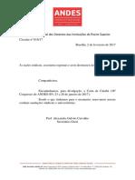 Carta de Cuiabá