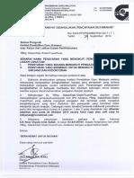 Surat Kpd Kuldp 30.9.2014
