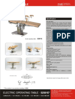 52501e Operating Table (Brochure)(r)
