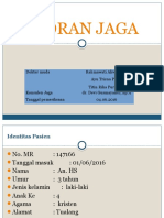 LAPORAN_JAGA__ ilius paralitik.pptx