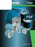 Superior StepMotors