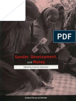 Gender, Development, and Money