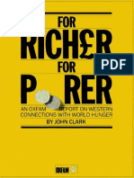 For Richer For Poorer