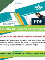 Presentacion Prueba de Ingles Aprendices