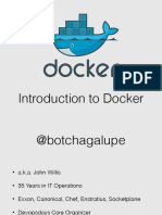 Oracle RAC and Docker | Computer Cluster | Computer Architecture