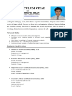 ashraful Cv .doc