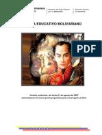 SistemaEducativoBolivariano