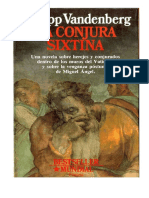 Vandenberg, Philipp - La Conjura Sixtina (Novela)