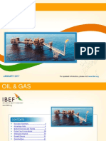 IBEF Oil Gas-January 2017