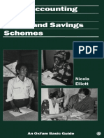 Basic Accounting for Credit and Savings Schemes
