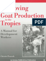 Improving Goat Production in the Tropics