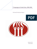 The We Can Campaign in South Asia, 2004-2011