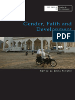 Gender, Faith, and Development