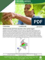Livelihoods in Colombia