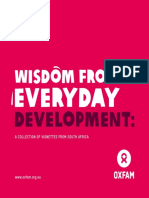 Wisdom from Everyday Development