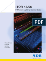 F1073-E Cantor Folder