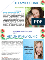 Health Family Clinic. Free Dental Consultation or Checkup Dubai and Best Dental Treatment in Dubai&UAE