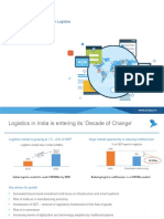 Technology Driving Change in Logistics