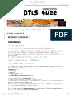 Form 4 Sejarah Bab 4 - NOTES4U2C