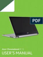 User Manual Acer CB13