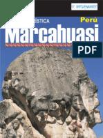 Guía Geoturística Geoparque Marcahuasi-INGEMMET