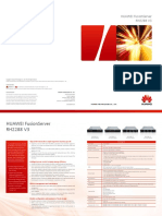 HUAWEI FusionServer RH2288 V3 Rack Server Brochure