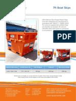 OEG Offshore - 7ft Boat Skips - Datasheet.pdf