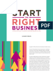 Start the Right Business