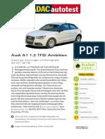Audi A1 1 2 TFSI Ambition