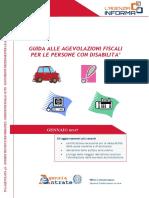 Guida Agevolazioni Persone Con Disabilità Gennaio 2017