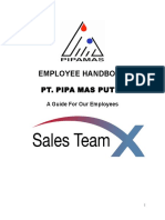 Sample Employee Handbook Hr360