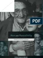 Men and Masculinity