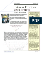 Levey Mind Fitness Article