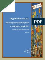 Lingüísticas del uso