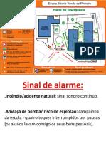 Plano Emergencia Escola Básica Venda do Pinheiro  (Provisório)
