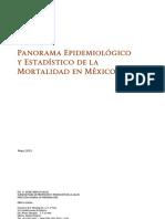 Mortalidad en Mexico 2011