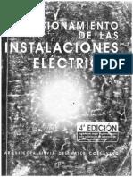 Diseño y Dimensionamiento de Las Intalaciones Electricas