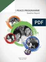 Durable Peace Programme in Myanmar