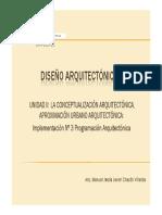 Imp.3 ProgArq