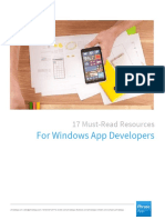 17 Must-Read Resources for Windows App Developers