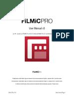 Filmic Full User Manual