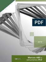 Catalogo Marcos Abs y Soluciones Plv 2016