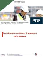 Chile Reglamento Los Bronces y